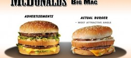 a real big mac